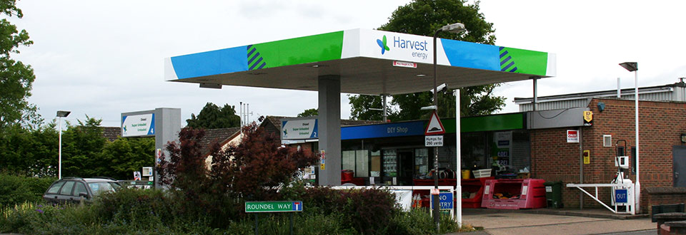 Stanleys of Marden – More than just a Petrol Station