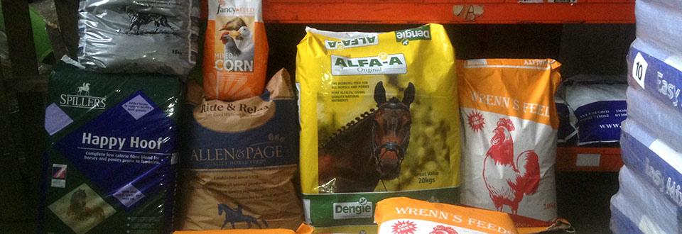Animal Feeds and Supplies